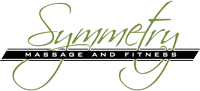 Symmetry Massage and Fitness Logo